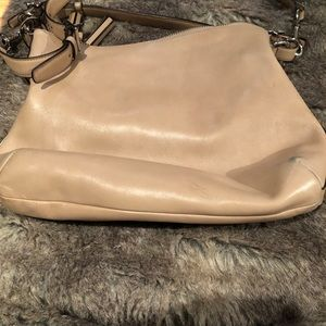 COACH LEGACY Tan Leather Courtenay Hobo